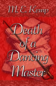 Death of a Dancing Master book cover