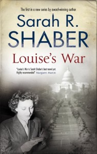 Louise's War book cover