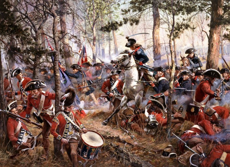 battle of cowpens View this research paper on battle of cowpens the british are not coming how the read coats lost the battle of cowpens.
