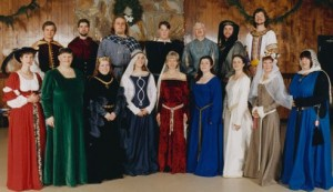 Chorusters sing for 12th Night Celebration