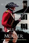 Regulated for Murder ebook cover