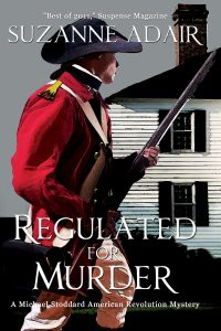 Regulated for Murder ebook cover 200x300