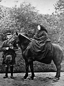 John Brown and Queen Victoria