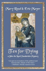 Ten for Dying book cover