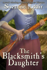 The Blacksmith's Daughter book cover