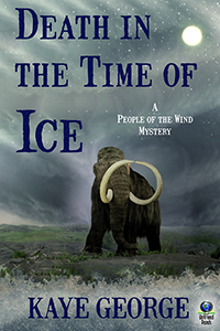 Death in the Time of Ice book cover