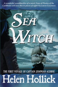 Sea Witch book cover