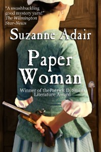 Paper Woman book cover