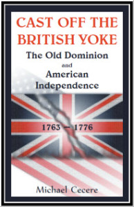 Cast Off the British Yoke book cover