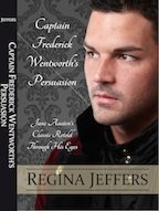 Captain Frederick Wentworth's Persuasion book cover