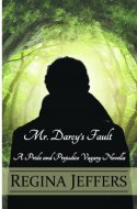 Mr. Darcy's Fault book cover