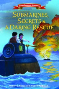 Submarines, Secrets, and a Daring Rescue book cover image
