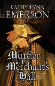 Murder in the Merchant's Hall book cover image
