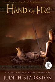 Hand of Fire book cover