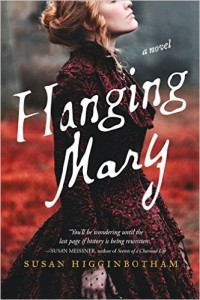 Hanging Mary book cover