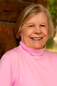 Judy Alter author photo