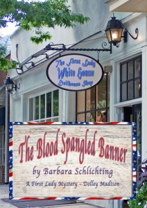 The Blood Spangled Banner book cover