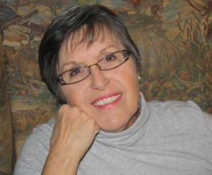 Penny Richards author photo