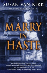 Marry In Haste book cover