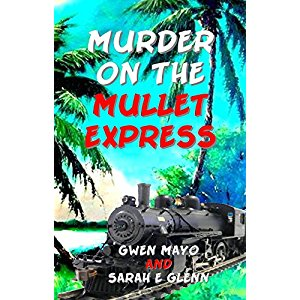 Murder on the Mullet Express book cover