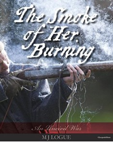 The Smoke of Her Burning book cover