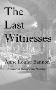 The Last Witnesses book cover