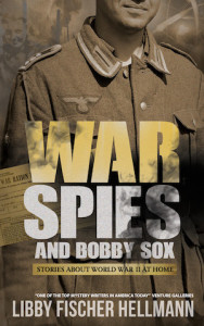 War, Spies, and Bobby Sox book cover