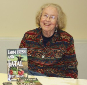 Judy Hogan author photo