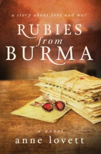 Rubies from Burma book cover