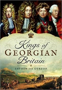 Kings of Georgian Britain book cover