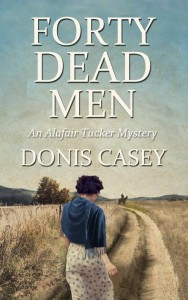 Forty Dead Men book cover