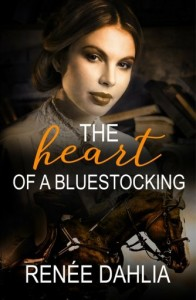 The Heart of a Bluestocking book cover