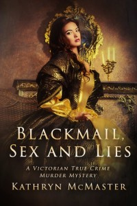 Blackmail Sex and Lies book cover