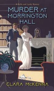 Murder At Morrington Hall book cover